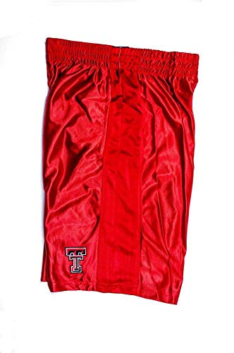 Proedge by Knight NCAA Licensed Texas Tech Performance Basketball Shorts (Medium)