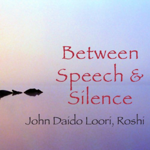 Between Speech and Silence Titelbild