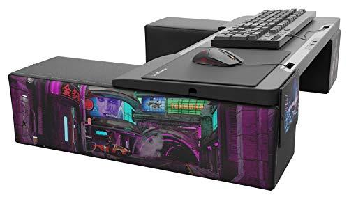 Couchmaster Cyberpunk CYCON² - CYPUNK Edition - Couch Gaming Auflage für Maus & Tastatur für PC, PS4/5,...