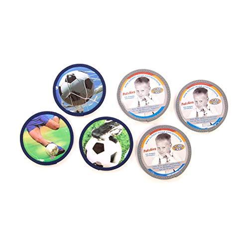 School-Mood Patchies 6-tlg Fußball 800 fußball