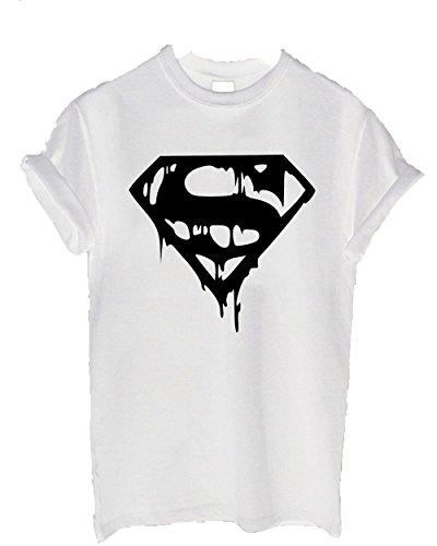 PL Legends - T-shirt - Uni - Homme Noir Blanc
