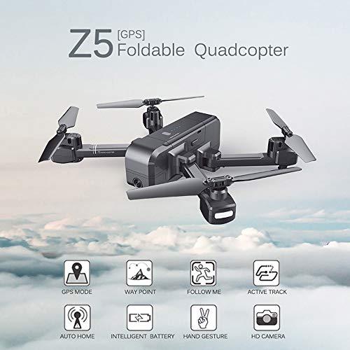 Posional Drone con Camara HD Drone con Camara Profesional Estabilizador GPS 1080P...
