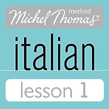 Michel Thomas Beginner Italian Lesson 1