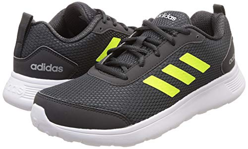 Adidas Men's Drogo M VISGRE/SILVMT/ACTGOL Running Shoes-9 UK/India (43 EU) (CL4157_9)