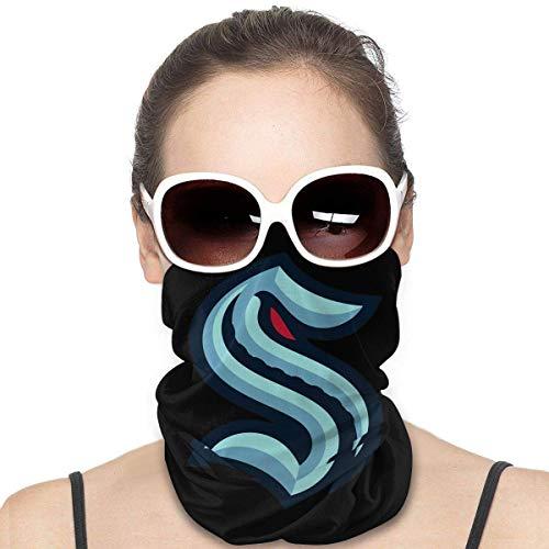 Sea-TT-le Karken Bandana Face Cover Balaclava Unisex Seamless Face Cover Boca Cover Headband Headwear