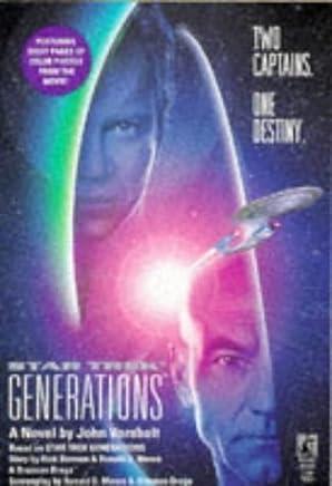 Star Trek Generations by John Vornholt (1994-12-01)