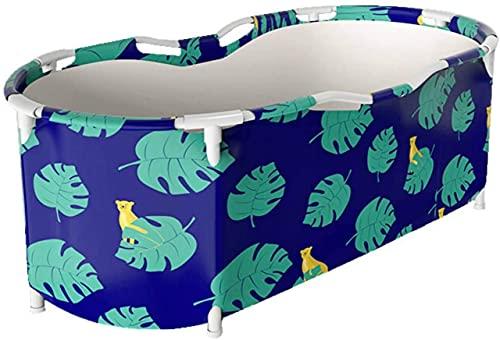 CZYNB Bañera portátil portátil bañera de Agua PVC Plegable PVC Adulto Balneario bañera de baño para baño Caliente baño de Hielo