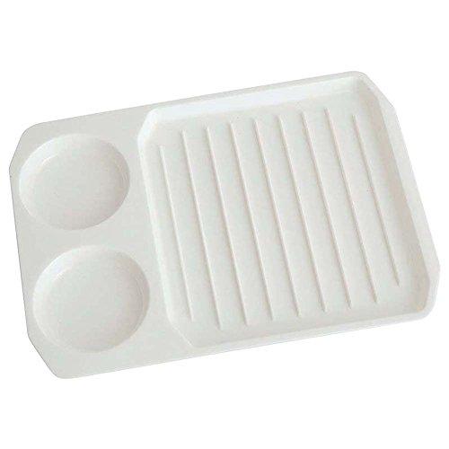 Alextry 2 in 1 Küche Bacon Mikrowellentablett für Eier Backofen, Backofen, Backofen, Backofen, Backutensilien