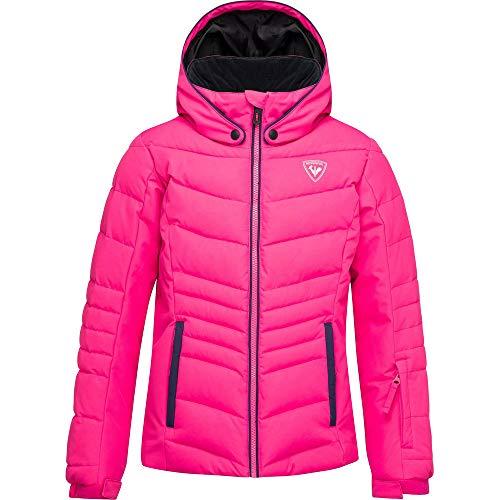 Rossignol Polydown Jacket Skijacke für Mädchen M pinkfushi