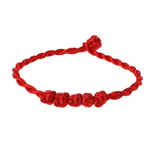 Oyrcvweuy Oycy Kabbalah Red String Bracelet Bracelet
