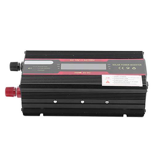 Convertidor de onda sinusoidal, inversor manual del coche del interruptor, 4000W para el reproductor de DVD del ordenador portátil