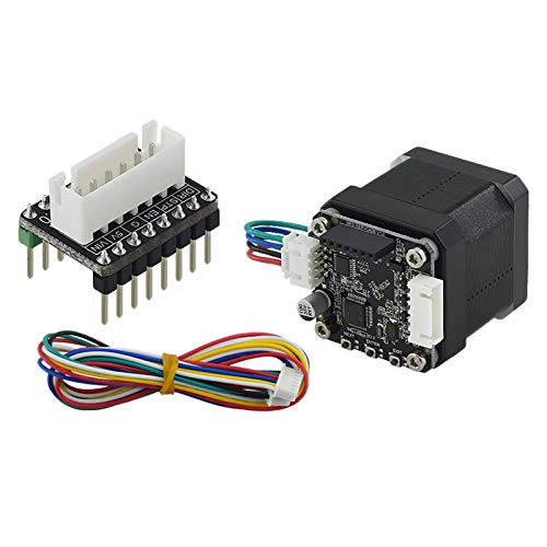 Printer Accessories 3D Printing Accessories NEMA17 STM32 MKS SERVO42B Kit Feedback Frequency 6kHz Closed Loop Stepper Motor with Connection Board