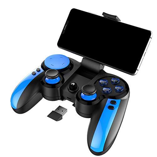 Controller di gioco mobile, Wireless Gamepad Trigger Pubg Controller Mobile Joystick per telefono Android iPhone PC Game Pad TV Box controllo console