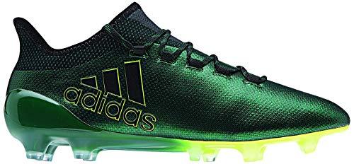 adidas X 17.1 FG, Zapatillas de Deporte para Hombre, (Negbas