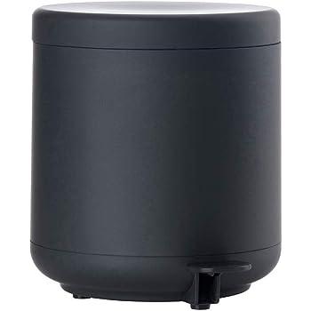 Zone Denmark Ume MülleimerAbfalleimer fürs Badezimmer, 4 Liter, schwarz