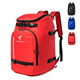 XIANFENGNIAO Ski Boot Bag, Lightweight Ski Boot Travel Backpack for Ski &...
