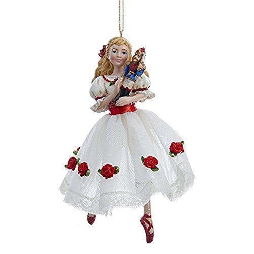 Kurt Adler 6' Resin Clara Christmas Ornament