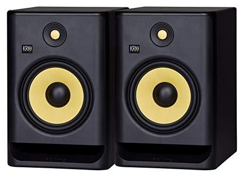 KRK ROKIT RP8 G4 Studiomonitor 2er Set