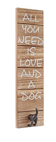 AdirHome Favorite Pet Dog Leash Hook - Coat Hook - Hat Hook