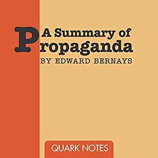 Summary of Propaganda cover art