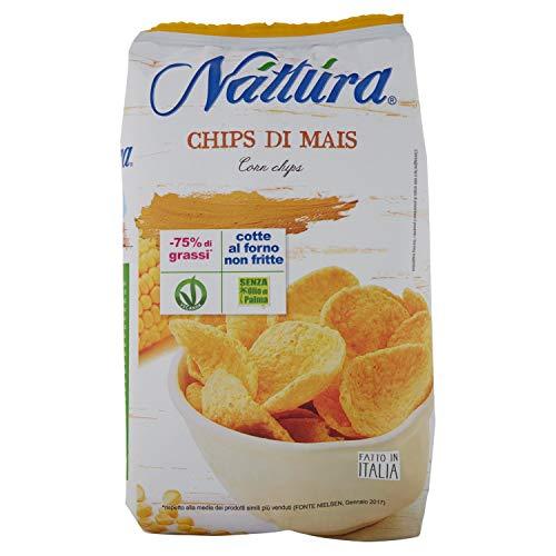 Eurofood Chips di Mais (-65% di Grassi) - 90 gr