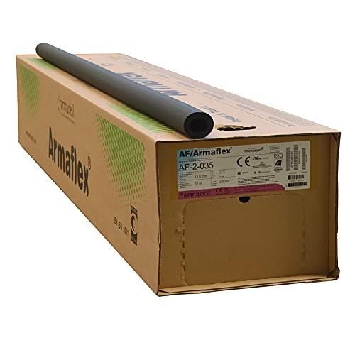 AF/Armaflex® Armacell® Kälte Kautschuk Isolierung AF2-2m Stange (Kautschuk, 35 mm Rohr x 13 mm Isolierstärke)