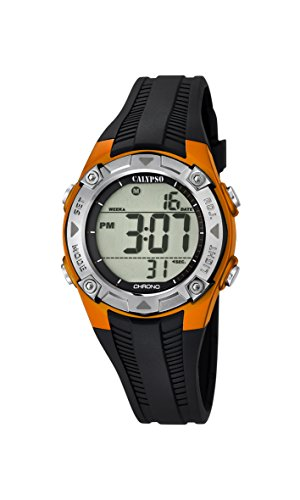 CALYPSO Reloj Modelo K5685/7 de la colección Digital Crush,