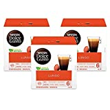 Nescafe Dolce Gusto, Caffe Lungo, 16 Count...