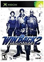 Winback 2: Project Poseidon - Xbox