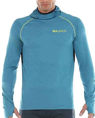 Bullpadel Camiseta Choiwan, Hombre, Azul atomico Vigore, L