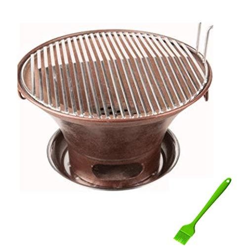 Outdoor Indoor Barbecue Holzkohlegrill Tragbare Harcoal Grill Grill Tischgrills Heizungsofen Kommerzielles Restaurant Heizungsisolierung Barbecue Box Heizung
