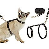 Best cat harness - SCIROKKO Cat Harness and Leash Set - Escape Review
