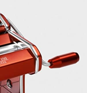 Marcato Handle for Design Atlas 150 Pasta Machine, Red
