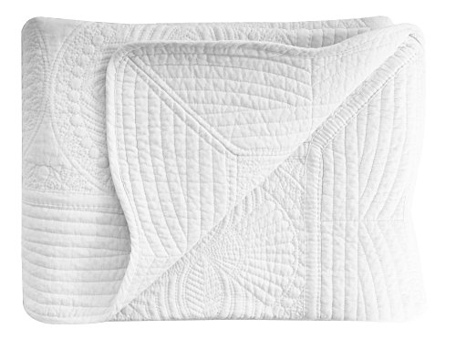 ASHOPZ Lightweight All Weather Embossed Detail Quilt for Babies and Toddlers