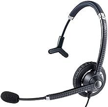 Jabra 750 Mono Dark Wired Headset - Black