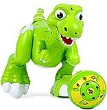 RC Spray Dinosaurier Intelligente elektrische Fernbedienung Spielzeug Simulation Mist Spray Jurassic Dinosaurier-Tiermodell Roboter-Kinder-Spielzeug -