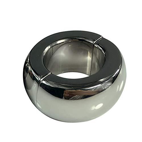Lukay Metal Ball Ring Pennis RVS Speelgoed voor Heren