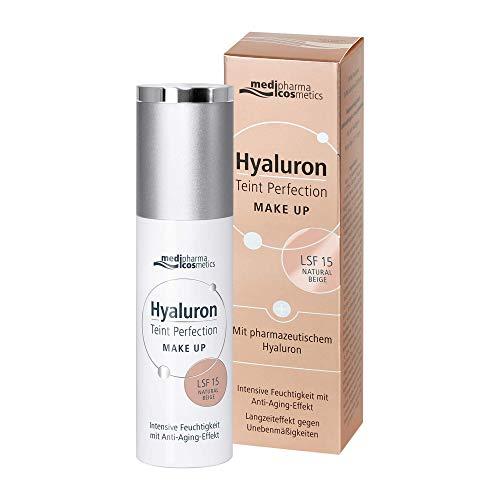 Theiss Naturwaren HYALURON TEINT Perfection Make-up natural beige