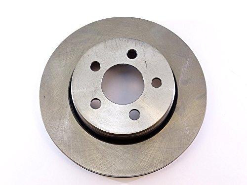 ventilado Disco de freno delantero rotores 53042 Janson 780540