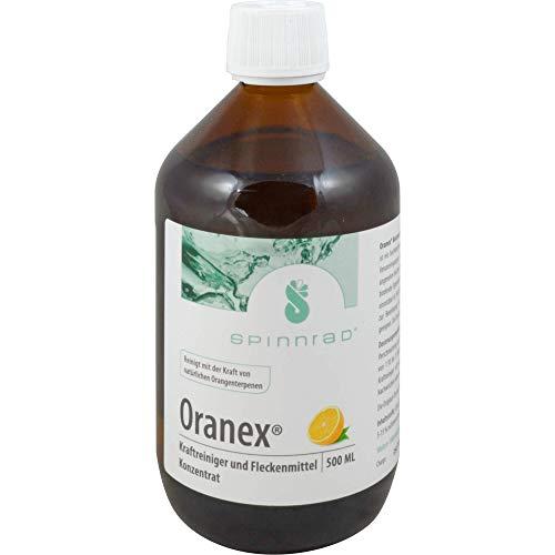 Spinnrad Oranex Kraftreiniger und Fleckenmittel Konzentrat, 500 ml Lösung