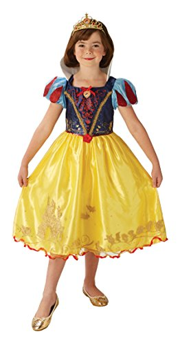 Rubie's- Princess Costume Biancaneve per Bambini,...