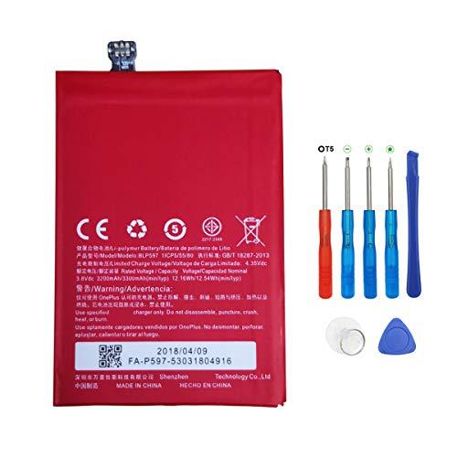 Swark blp597 bateria para oneplus 2, a2001 para, Un2003, a2005 con Herramientas