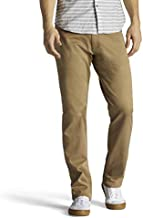 Lee Men's Modern Series Extreme Motion Straight Fit Tapered Leg Jean - 40W x 30LCougar