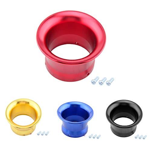 KESOTO 4er Set 2 2 Zoll Aluminium Luftfilter Stack Trichter Für Vergaser