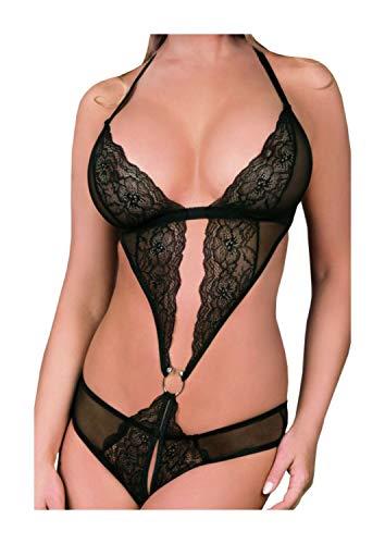 Excellent Beauty - Body da donna Nero  L-XL