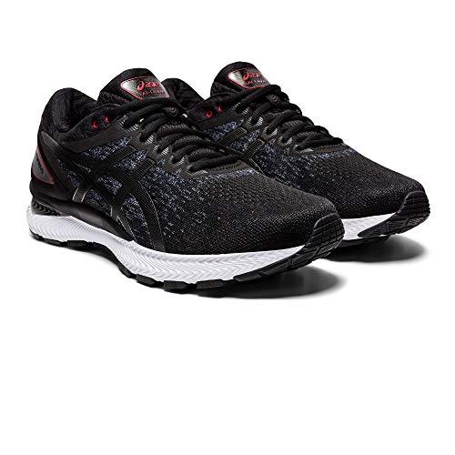 ASICS 1011A794, Zapatillas de Running Hombre, Negro, 42.5 EU