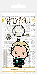Great Harry Potter rubber keychain to add to your keyring Amazing gift for Harry Potter fans! Perfect stocking filler for Christmas