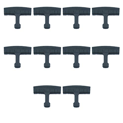 New Stens Starter Handle 140-103 Universal Briggs /& Stratton 398101 699334 Mitten Style Handle for snowblowers with Pull Start Engines 695740