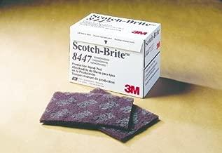 Scotch-Brite™ 8447 Hand Pad 048011-24037 (405-048011-24037) Category: Non Woven Pad Abrasives