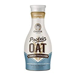 Califia Farms, Oatmilk Unsweetened Original, 48 Ounce